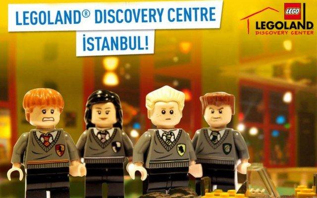 LEGOLAND® Discovery Centre'a Yetişkin ve Çocuklar İçin Giriş Bileti