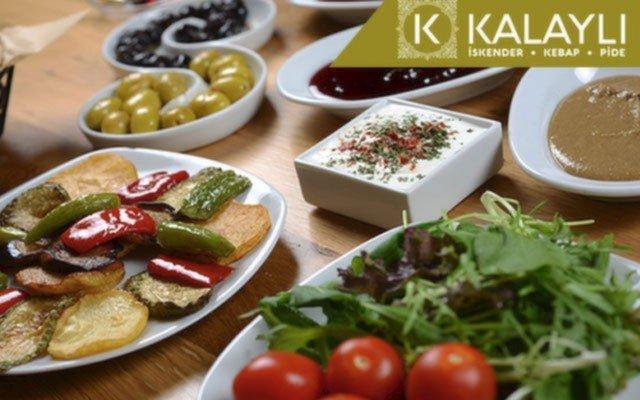 Çankaya Kalaylı Restoran'dan Hafta İçi ve Hafta Sonunuzu Şenlendirecek 2, 3 veya 4 Kişilik Yöresel Kahvaltı Menüsü
