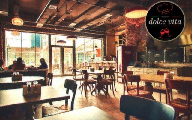 Söğütözü Dolce Vita Brasserie'dan Ünlü Şef Daniel Evangelista'nın Hazırladığı 2 Kişilik İçki Dahil Yemek Menüleri