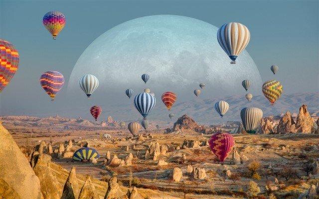 19 Mayıs'ta da Geçerli 5 Yıldızlı Crystal Kaymaklı Otel Konaklamalı 3 Günlük Kapadokya Turu