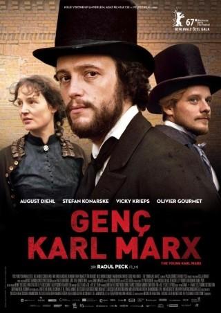 Genç Karl Marx / Le jeune Karl Marx (The Young Karl Marx)